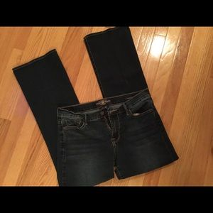 Lucky Sweet and Low Jeans 10/30